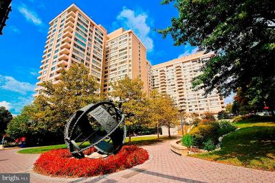 Chevy Chase Condo For Sale: 4515 Willard Avenue #1110S