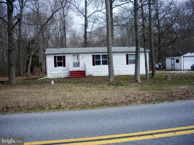 Camden Single Family Home For Sale: 3340 Berrytown Road