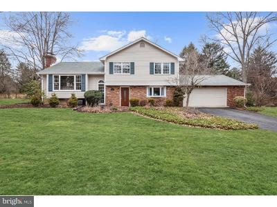 Princeton Junction Single Family Home For Sale: 5 Piedmont Drive