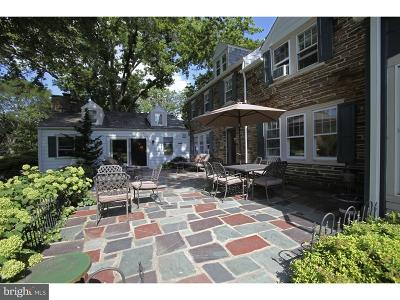 Doylestown Single Family Home For Sale: 30 W Sandy Ridge Road