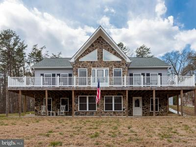 Culpeper Single Family Home For Sale: 14312 Jenkins Ridge Road