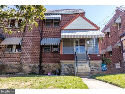 Yeadon Single Family Home For Sale: 823 Duncan Avenue