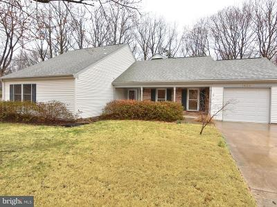 Crofton Single Family Home For Sale: 1426 Knights Bridge Turn