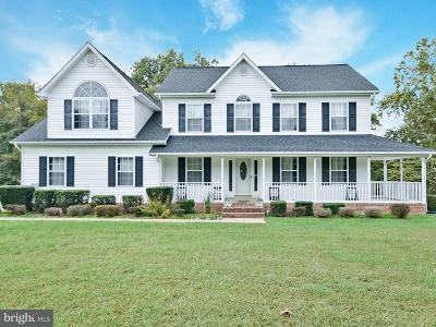 Charlotte Hall MD Single Family Home For Sale: $490,000