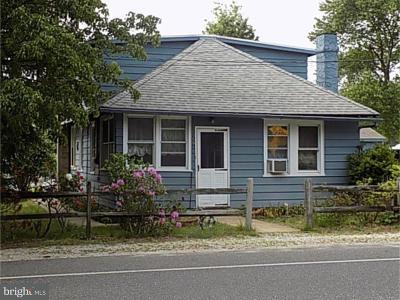 Franklinville Single Family Home For Sale: 551 Porchtown Road