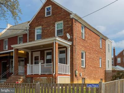 Washington Single Family Home For Sale: 4901 New Hampshire Avenue NW