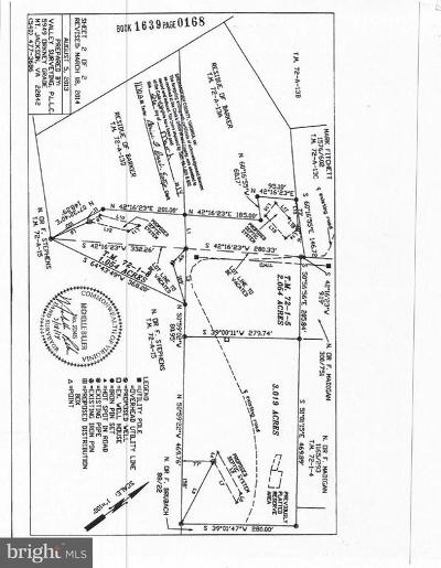 Shenandoah County Residential Lots & Land For Sale: 4 Buck Run Lane