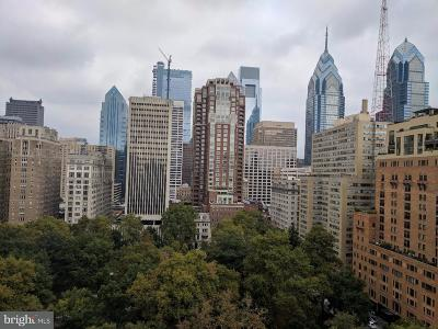 Philadelphia Single Family Home For Sale: 1806-18 Rittenhouse Square #1803