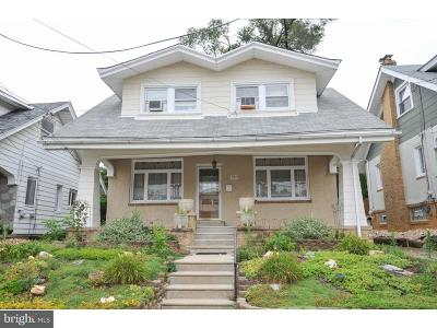 Fox Chase Single Family Home For Sale: 307 Chandler Street