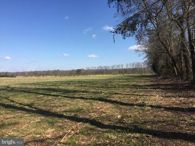 Caroline County Residential Lots & Land For Sale: Pepmeier Hill Rd