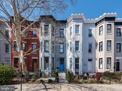 Single Family Home For Sale: 1914 15th Street NW