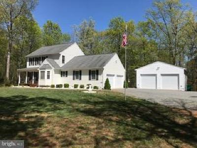 Unionville Single Family Home For Sale: 10285 Redbud Road