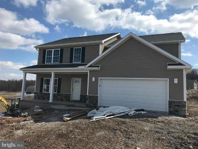 York Haven Single Family Home For Sale: Lot 101 Bluegrass Way