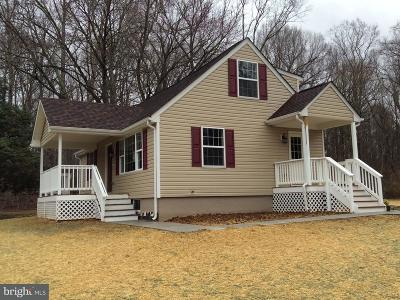 Warrenton Single Family Home For Sale: 5539 Dumfries Road