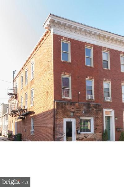 Fells Point Multi Family Home For Sale: 1809 Eastern Avenue