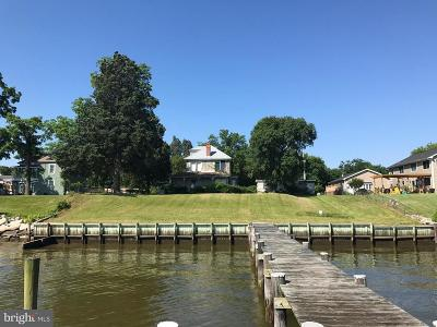 Charles County, Calvert County, Saint Marys County Single Family Home For Sale: 17446 Rock Point Road