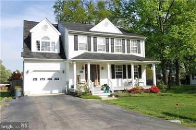 Shady Side MD Single Family Home For Sale: $399,900