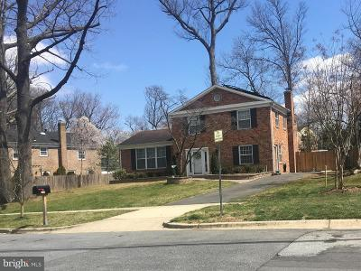 Rockville Rental For Rent: 2302 Stratton Drive
