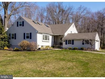 Moorestown Single Family Home For Sale: 429 Paul Drive