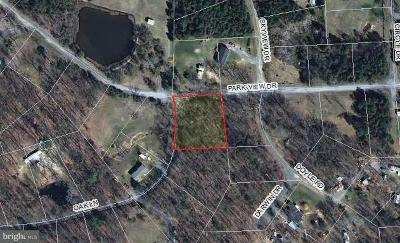 Page County Residential Lots & Land For Sale: Oak Lane