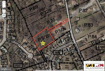 Anne Arundel County Residential Lots & Land For Sale: 7644 Spencer Road