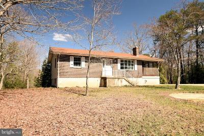 Anne Arundel County, Calvert County, Charles County, Prince Georges County, Saint Marys County Single Family Home For Sale: 2520 Smith Point Road
