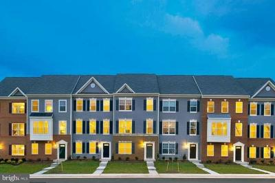 Charles County Townhouse For Sale: 11321 Tolkien Avenue