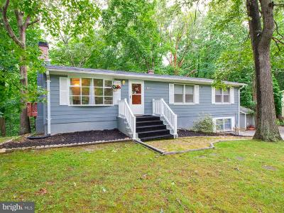 Calvert County Single Family Home For Sale: 8421 Sailboat Lane