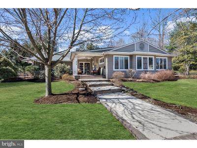 Moorestown Single Family Home For Sale: 208 Highland Avenue