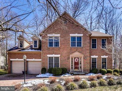 Columbia Single Family Home For Sale: 5365 Woodnote Lane