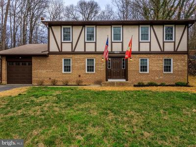 Aquia Harbour Single Family Home For Sale: 2322 Harpoon Drive