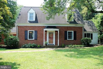 Orange VA Single Family Home For Sale: $295,000
