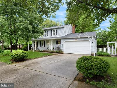 Annapolis Single Family Home For Sale: 3116 Ervin Court