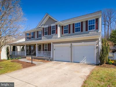 Dumfries Single Family Home For Sale: 2824 Myrtlewood Drive