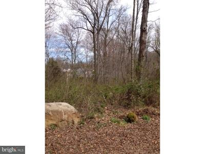 New Castle County, NEW CASTLE COUNTY Residential Lots & Land For Sale: 309 Laurel Avenue