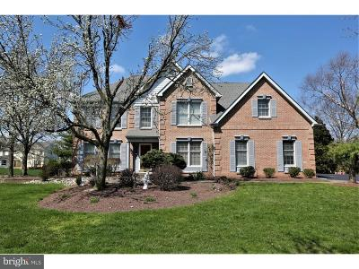 Princeton Junction Single Family Home For Sale: 5 Meridan Court
