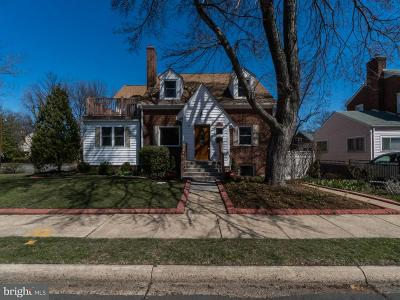 Single Family Home For Sale: 2601 Grant Street