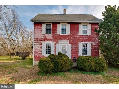 Middletown Single Family Home Under Contract: 508 Brick Mill Road