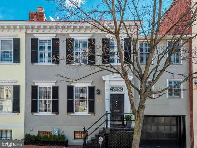 Georgetown Townhouse For Sale: 1409 29th Street NW