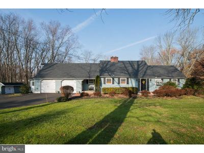 Doylestown Single Family Home For Sale: 1502 Lower State Road