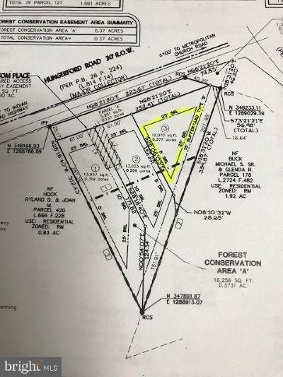 Charles County Residential Lots & Land For Sale: 6695 Hungerford Road