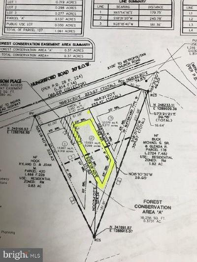 Charles County Residential Lots & Land For Sale: 3230 Blossom Place
