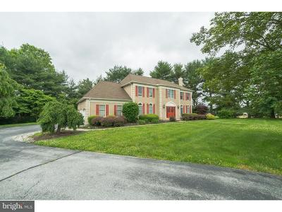 Hockessin Single Family Home For Sale: 9 Dressage Court