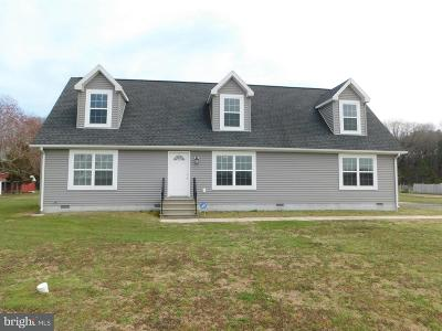 Georgetown Single Family Home For Sale: 21451 Donaway Road