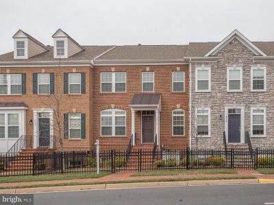 Fairfax, Fairfax Station Townhouse For Sale: 4316 Chain Bridge Road