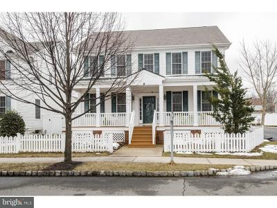 Plainsboro Single Family Home For Sale: 15 Macnamee Street