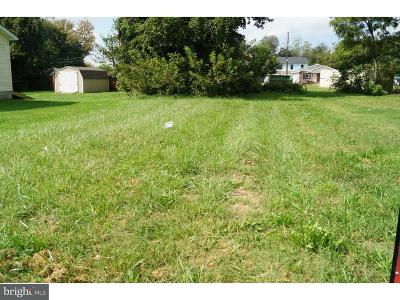 New Castle County, NEW CASTLE COUNTY Residential Lots & Land For Sale: 311 New Street