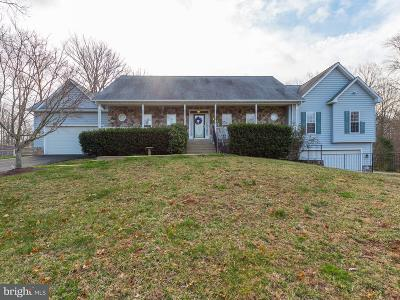 Fredericksburg City, Stafford County Single Family Home For Sale: 2277 Mountain View Road