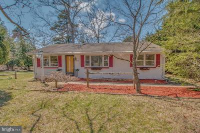 Clinton Single Family Home For Sale: 8803 Dangerfield Road
