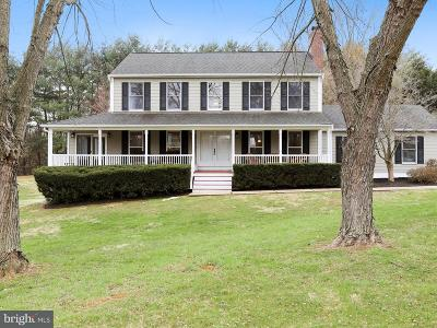 Brookeville Single Family Home For Sale: 650 Greenbridge Road
